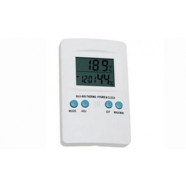 Digital Thermohygrometer without Cornwall probe